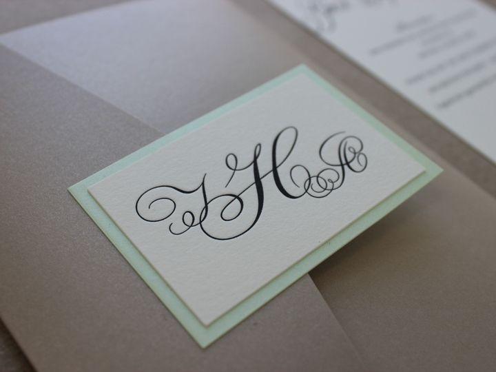 Tmx 1437405631551 Tynanadamduogram Libertyville, Illinois wedding invitation