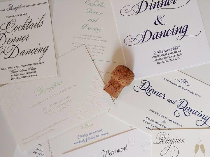 Tmx 1520134123 2af19a3baae9c472 1520134121 2090f3b03f1416c0 1520134120806 1 13048056 120935504 Libertyville, Illinois wedding invitation