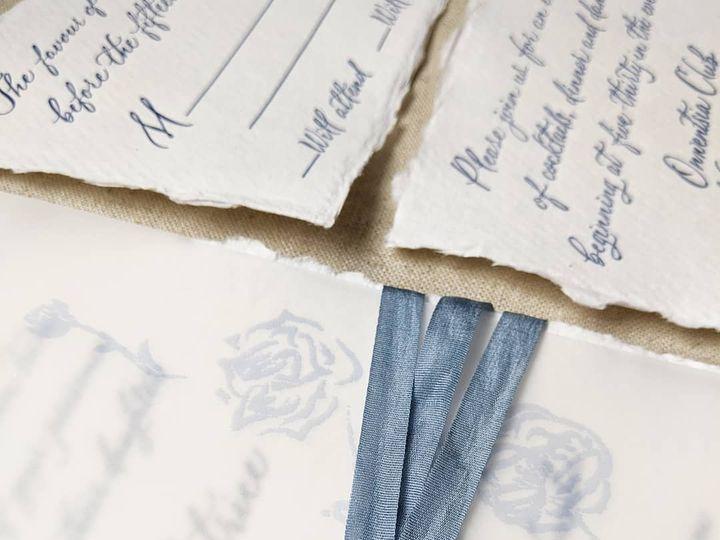 Tmx Letterpressbylydia24 51 363573 158557530891687 Libertyville, Illinois wedding invitation