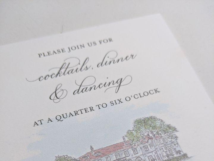 Tmx Letterpressbylydia25 51 363573 158557540730774 Libertyville, Illinois wedding invitation