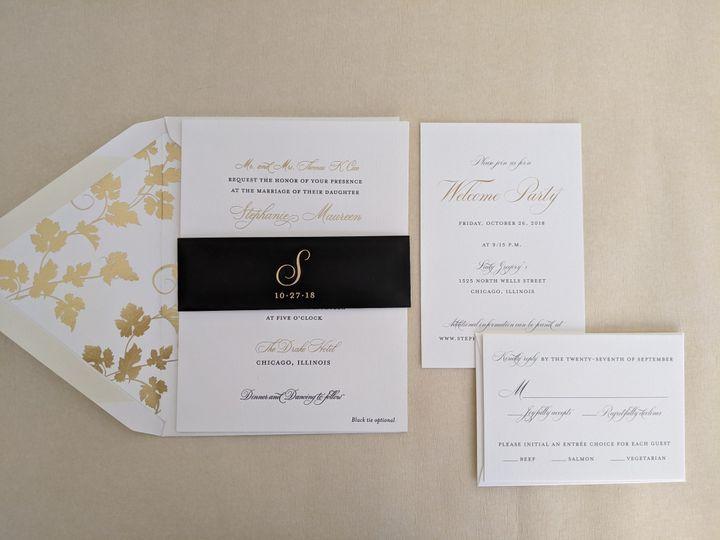 Tmx Letterpressbylydia26 51 363573 158557530813019 Libertyville, Illinois wedding invitation
