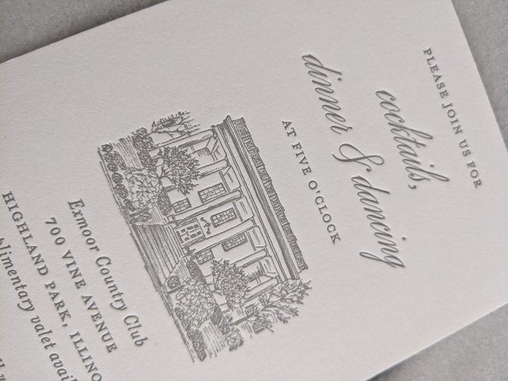 Tmx Letterpressbylydia3 51 363573 158557530666541 Libertyville, Illinois wedding invitation