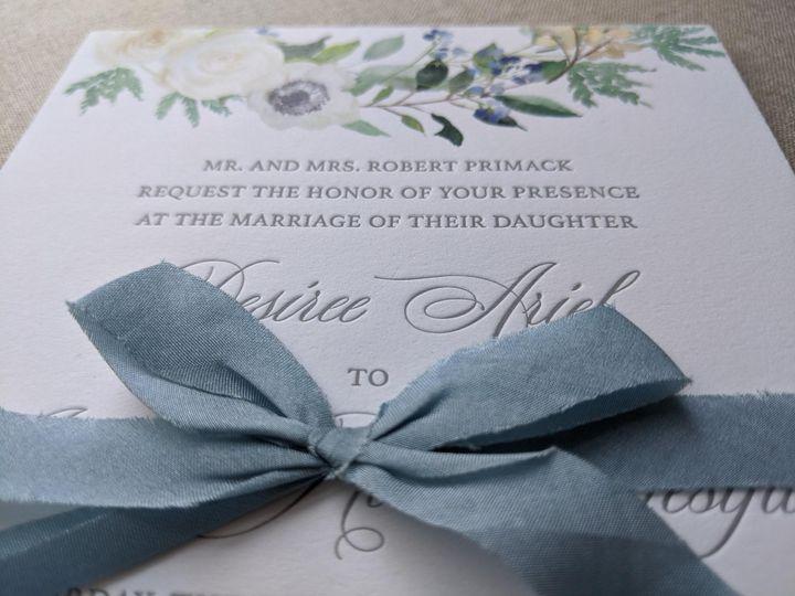 Tmx Letterpressbylydia8 51 363573 158557530765993 Libertyville, Illinois wedding invitation