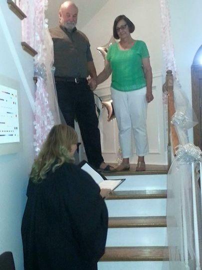 dave connie wedding