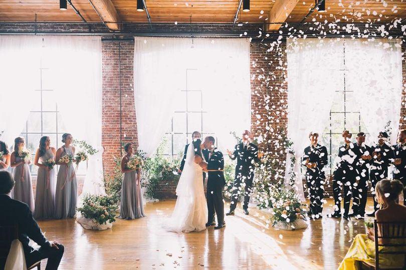 Confetti Ceremony