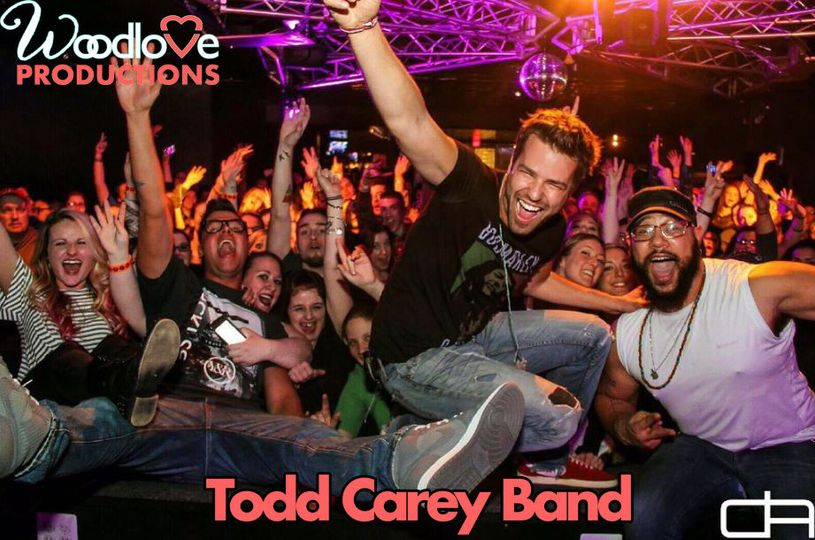 Todd carey band - who can resist that smile?