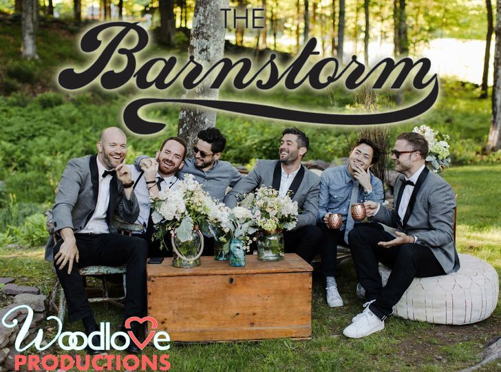 The barnstorm - simply put, they always bring the party!