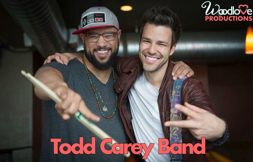Todd carey band