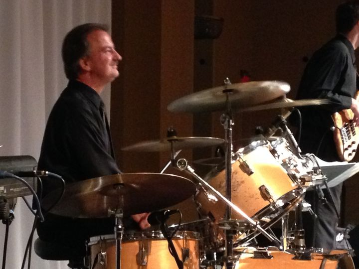 The Ovation Band drummer