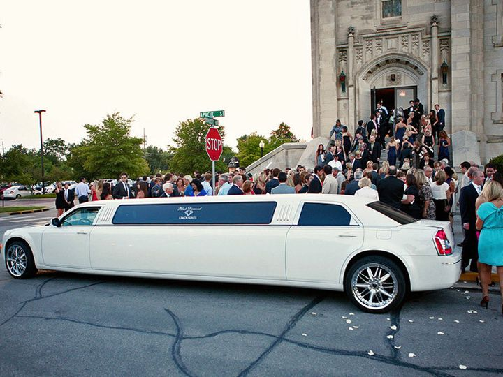 Tmx 1464374289705 White Wedding Limo Okc Oklahoma City wedding transportation