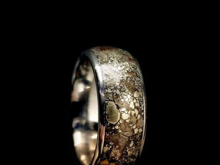 Tmx 1537922829 4b05bb5f9ffd4ba4 1537922828 7c3454223d17630e 1537922828321 18 Stegosaurus Pyrit Durham, NC wedding jewelry