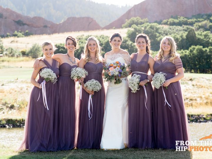 Tmx Bridesmaids 51 86573 Denver, CO wedding florist