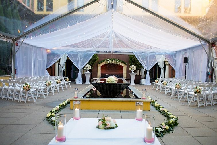 Hotel Valencia Ceremony