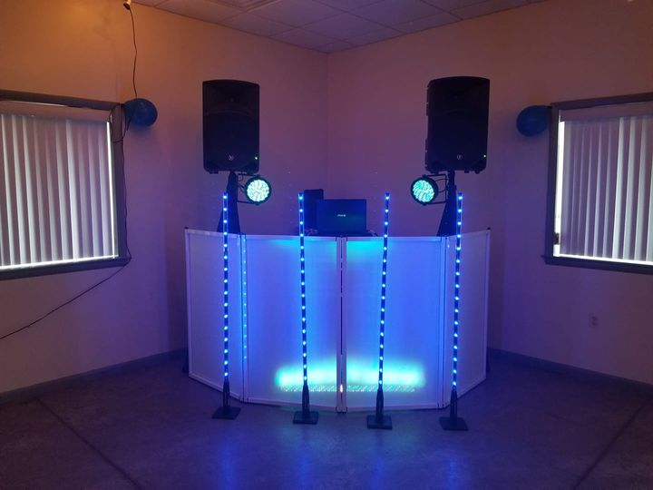 Small party set up