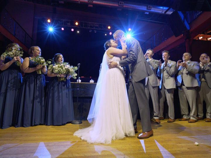 Tmx First Kiss 51 729573 Troy, MI wedding videography