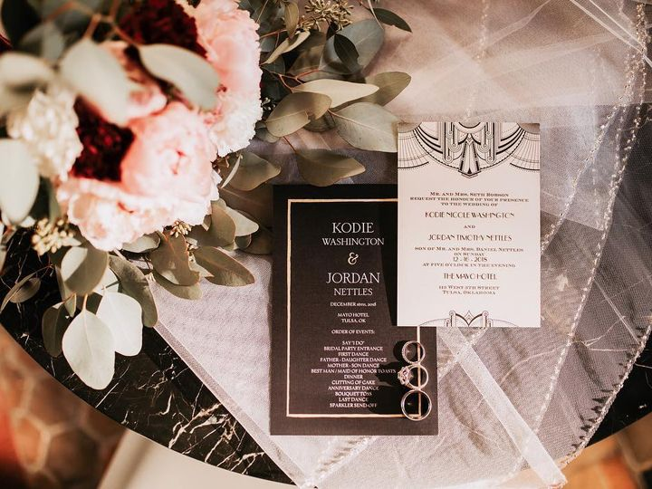 Tmx 48408944 10156693208952221 1176286594848522240 O 51 1039573 Tulsa, OK wedding videography