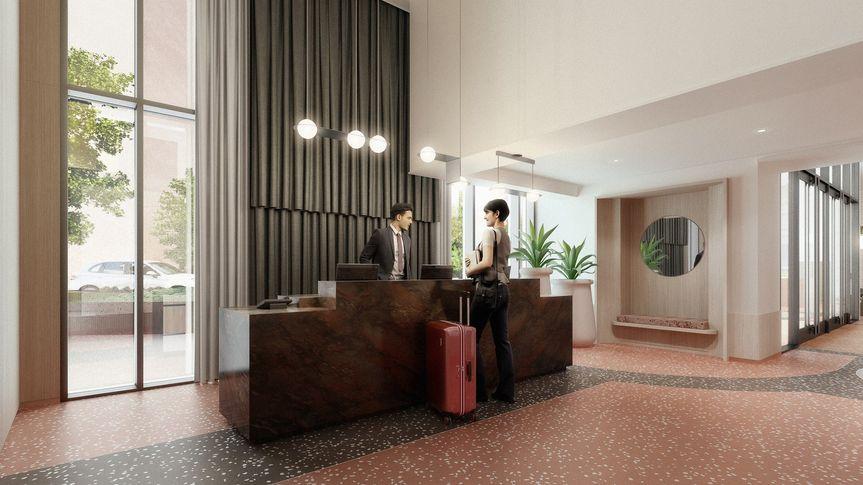 Front Desk & Concierge