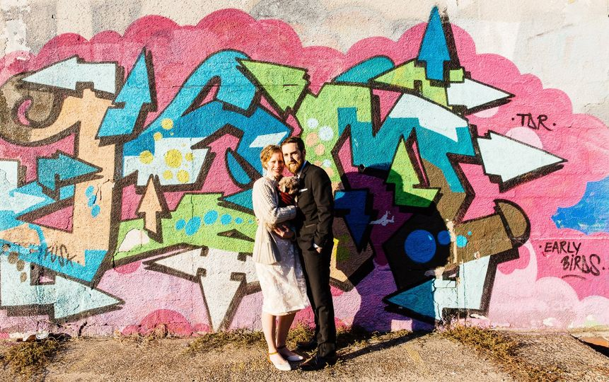 brooklyn wedding photographer book of love wedding