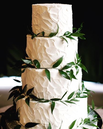 Greek styled cake