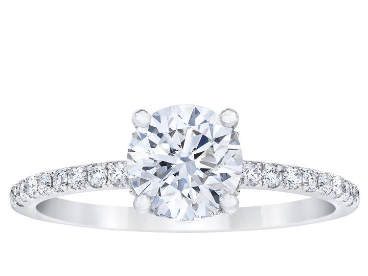 Tmx Br1327564 Round Diamond Ring Standing 51 801673 159776289933792 South Orange, NJ wedding jewelry