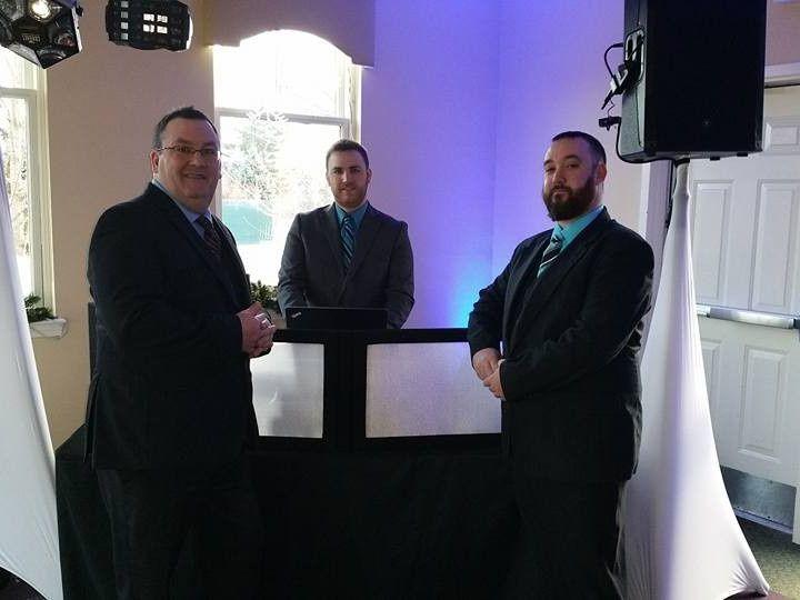 Tmx 1457967314289 Dave David  Mike   Dj Entertainment Djs Concord, NH wedding dj