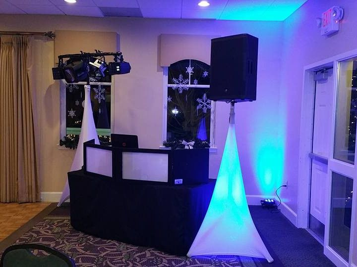 Tmx 1457967319797 Dj Set Up Blue Concord, NH wedding dj
