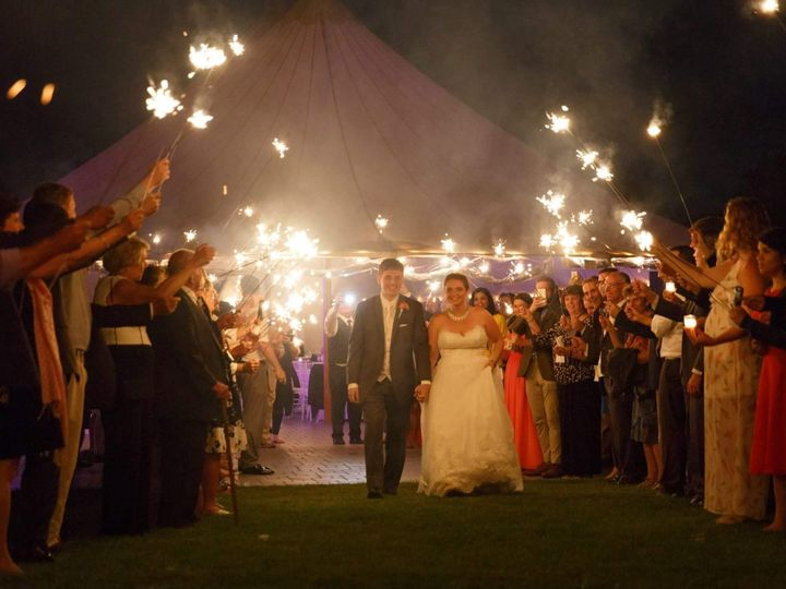 Tmx 1457967334057 Sparkler Send Off Concord, NH wedding dj
