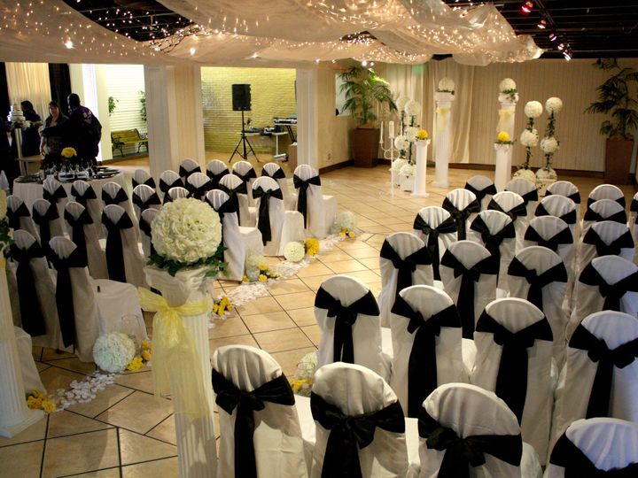 Tmx 1506346255726 Gardenwedding4   Copy Towson, Maryland wedding venue