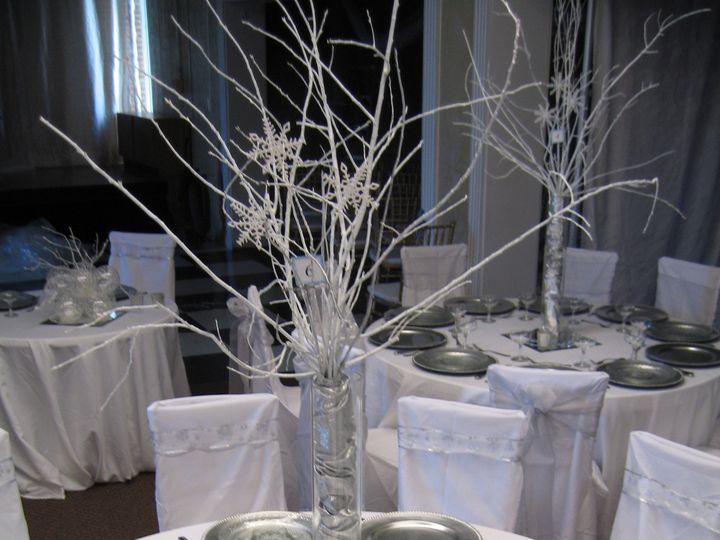 Tmx 1506346510164 Winterwonderland40centerpiece Towson, Maryland wedding venue