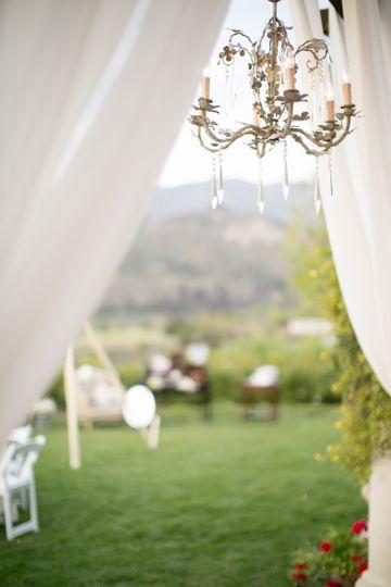 Wedding decortaion