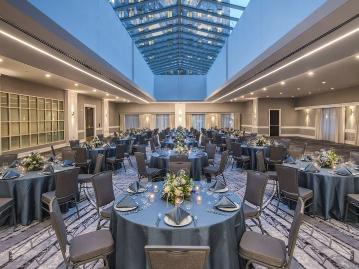 Tmx 1492211774140 Hiltonpdxatrium 5 Portland, OR wedding venue