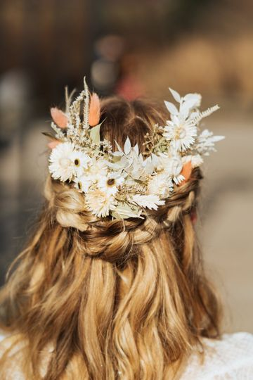 Jera Floral clips