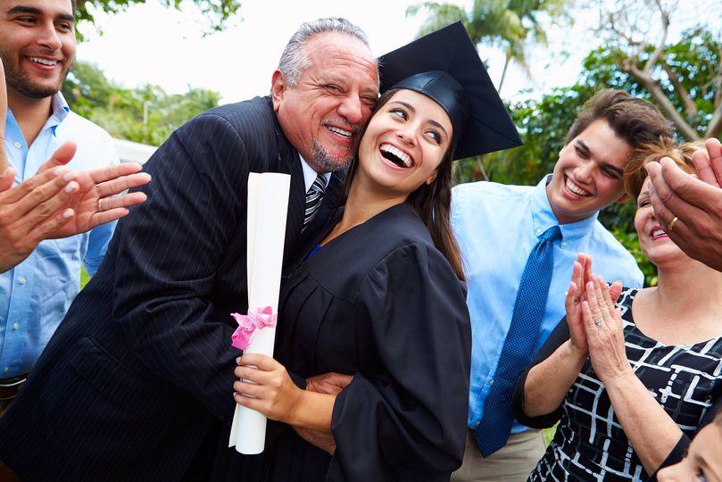 Nada's Graduation