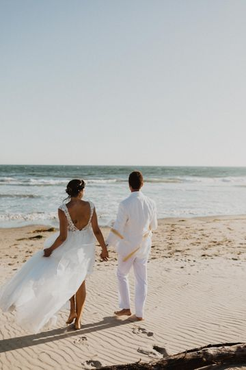 Elopement in Malibu