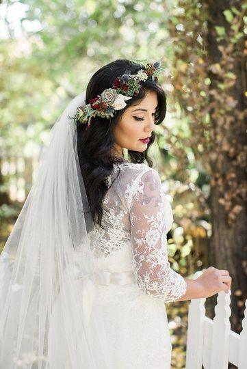 Bold Lip Bride
