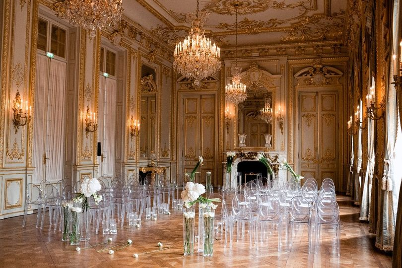 Hall for marriage