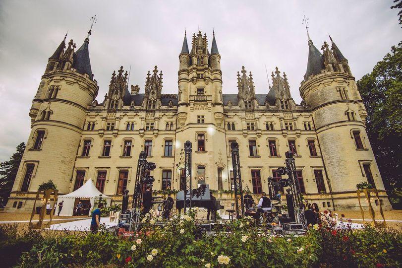 Wedding video in France  Photo by Janis Ratnieks