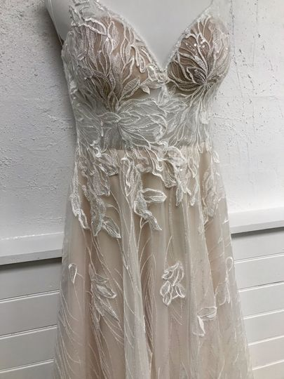 Gown cleaning