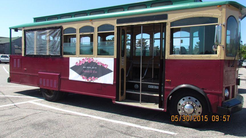 South County Rhode Island Trolley