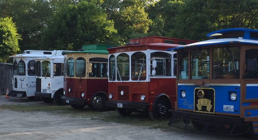 Trolley fleet