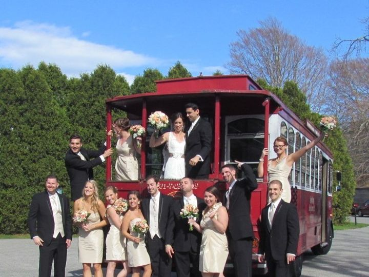 Tmx 1434553118698 Img6299 Wakefield, Rhode Island wedding transportation