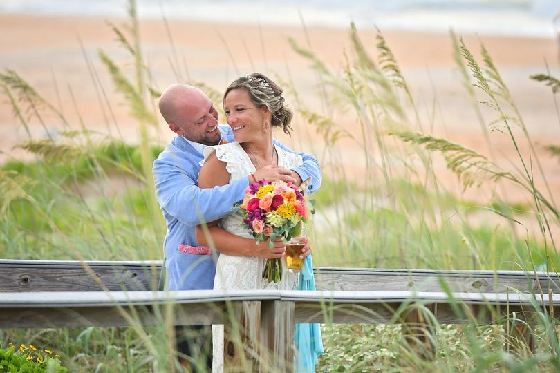 Coral Sands Wedding