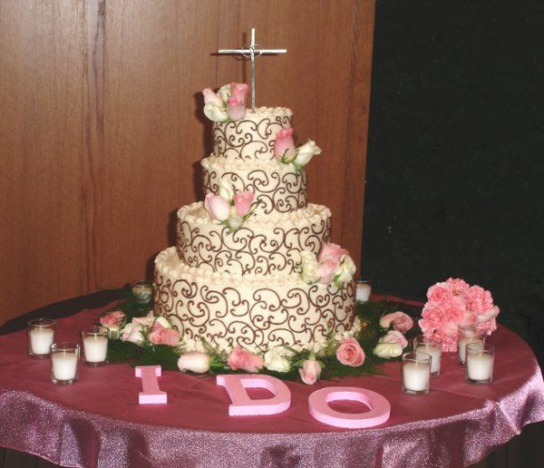 Tmx 1256773658770 DSC01196 Fairfield, Pennsylvania wedding cake