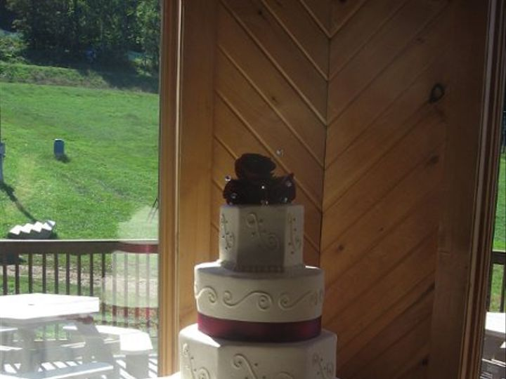 Tmx 1283624045606 Aug302010103 Fairfield, Pennsylvania wedding cake