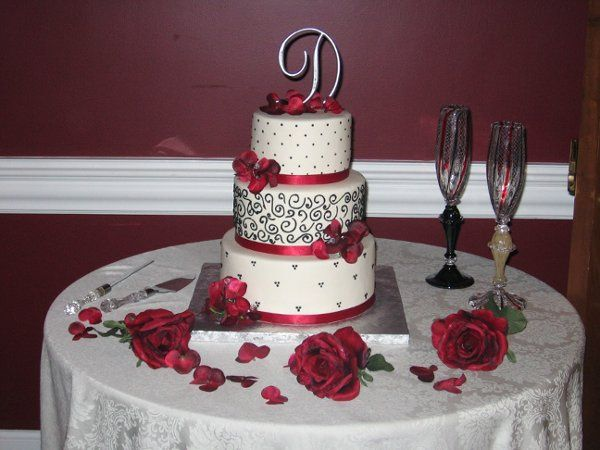 Tmx 1283624259496 Jenpics72010065 Fairfield, Pennsylvania wedding cake