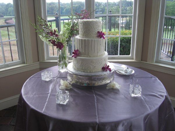 Tmx 1283624445231 July262010033 Fairfield, Pennsylvania wedding cake