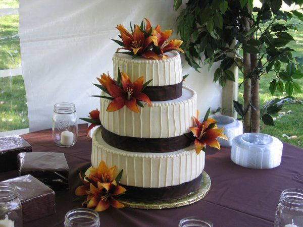 Tmx 1283624699575 IMG0728 Fairfield, Pennsylvania wedding cake