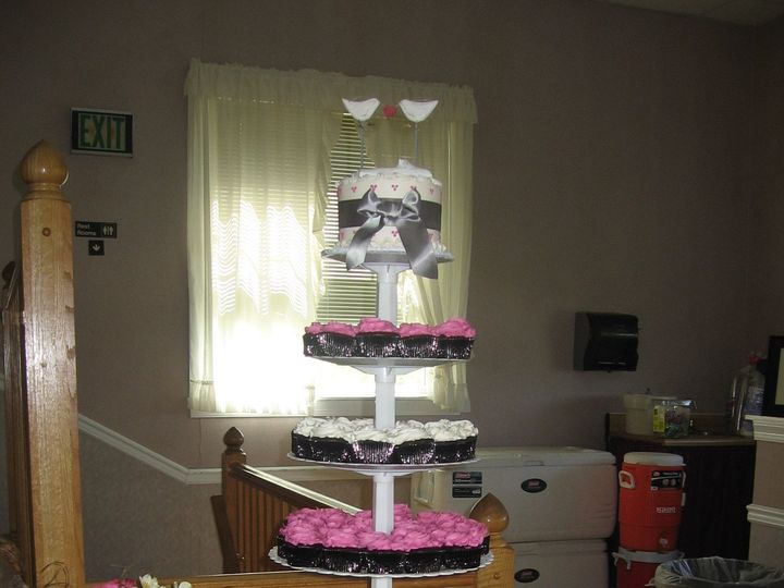 Tmx 1378827152071 5 10 13 005 Fairfield, Pennsylvania wedding cake