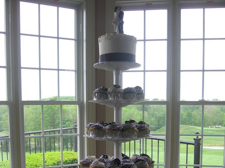 Tmx 1378827207771 7 1 13 052 Fairfield, Pennsylvania wedding cake