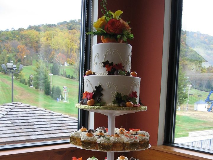 Tmx 1378827262911 11 13 12 099 Fairfield, Pennsylvania wedding cake